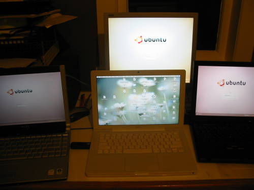 Ubuntu and a Mac